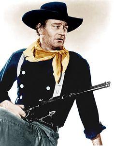 "John Wayne. ""The Searchers"". Director: John Ford. 1956."