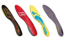 A Guide to Running Shoe Inserts  http://www.runnersworld.com/other-gear/a-guide-to-running-shoe-inserts