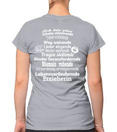 Erzieherin | Teezily https://www.teezily.com/erz#item=193914&side=back
