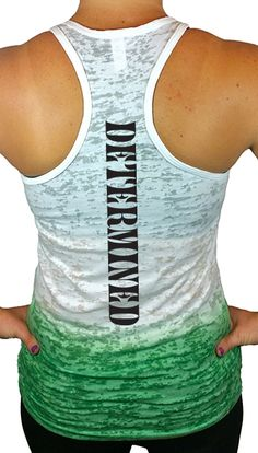 Women s Yoga Tank Tops - Breathe Workout Ombre Burnout Racerback Cute Yoga  Tops     You can get additional details at the image link. 5f68977a1