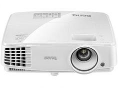 8e3bf618955 Projetor BenQ MS527 3300 Lumens 800x600 - USB HDMI Aparelhos De Tv