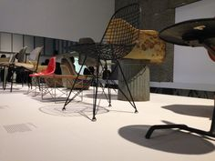From THE WORLD OF CHARLES AND RAY EAMES now @barbicancentre Photo by Graham Mancha