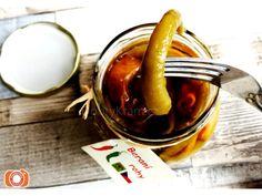 Nakládané pikantní beraní rohy Food, Essen, Meals, Yemek, Eten