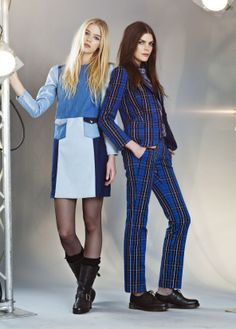 Love Moschino Fall/Winter 2014-2015 pre-collection #lovemoschino #fall #winter #fashion