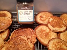 YIAH Country Baked Apple Pie Pikelets  https://www.facebook.com/media/set/?set=a.282316488592457.1073741839.166705540153553&type=3