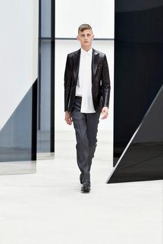 Balenciaga Spring 2014 Menswear Collection Slideshow on Style.com