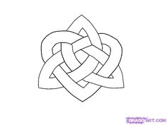 """celtic knot continuous Quilting Designs 
