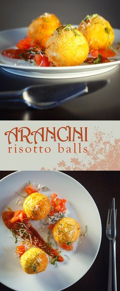Mozzerella Stuffed Arancini: Risotto Balls Recipe: The Italians are responsible for some of the most wonderful comfort food ever devised and these Mozerella Cheese stuff Arancini are a testament to that.