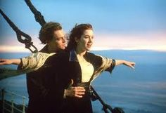 Titanic: everything! The ship and all it's grandeur, the romance, the music, the heartbreak... it kills me but it's so good!