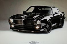 ASC Pontiac Firebird from Cars and Bikes
