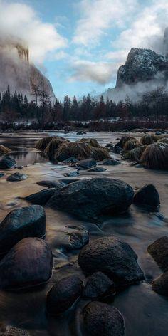 Yosemite Nature IPhone Wallpaper - IPhone Wallpapers