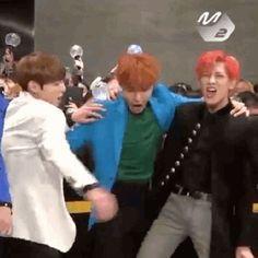JHope, Jungkook and Bambam