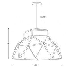 Apollo (Inox/blanc) Suspension DARK - Suspension - Luminaire intérieur - Luminaire intérieur Vibert Eclairage, spécialiste du luminaire et éclairage design.