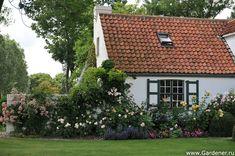 Сад Поля Ванденберге в Бельгии | Ландшафтный дизайн садов и парков