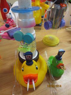 Alien ducky's