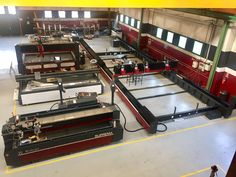 #Production #Live: the #biggest #Waterjet #Machine Ever! Stay tuned: we'll show you more!
