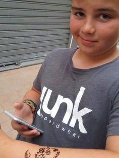 Boardwear on tour in Spain 🇪🇸  #teamjunkbox #ootd #kidswear