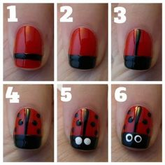kids nail designs easy & nails kids easy - nails kids easy simple - nails kids easy so cute - nails kids easy step by step - nails kids easy daughters - christmas nails easy kids - kids nail designs easy - nails for kids easy Diy Nail Designs, Simple Nail Art Designs, Nail Polish Designs, Nails Design, Nail Designs For Kids, Pretty Designs, Easy Nails, Simple Nails, Cute Nails