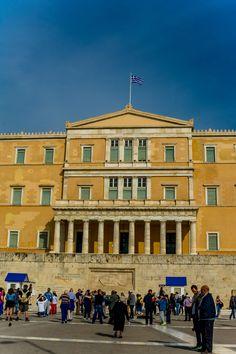 #vouli #sintagma #athens #Greece #ninosphotography