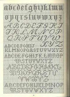 Cross Stitch Borders If you are searching for some fantastic cross stitch fonts concepts, this is the web page you should learn how you can make your personal audacious sewed expressions. Cross Stitch Alphabet Patterns, Embroidery Alphabet, Cross Stitch Letters, Cross Stitch Love, Cross Stitch Borders, Cross Stitch Samplers, Cross Stitch Charts, Cross Stitch Designs, Cross Stitching
