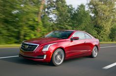 2015 Cadillac ATS Coupe accessories