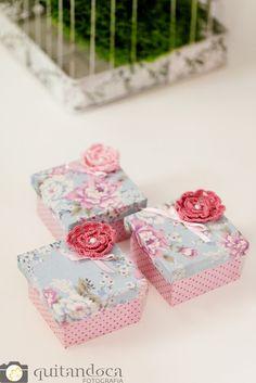 caixinhas decoradas