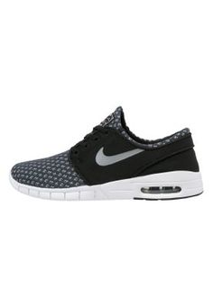 the latest 30f5e 35e05 STEFAN JANOSKI MAX - Sneaker - blackmetallic cool greywhite Nike Sb,