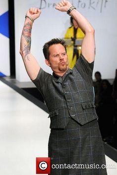 GARY ALLAN 9th Annual 'Dressed To Kilt' charity fashion show at Hammerstein Ballroom. New York City, USA - 05.04.11