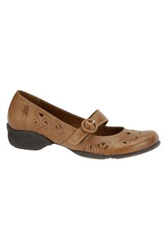 Hush Puppies Contra Shoes In Caramel Leather - $69.99 http://www.beyondtherack.com/member/invite/B4736765