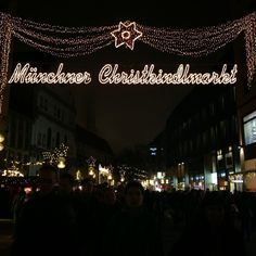 Student Anni Aliasso visited Munich to see the the Christmas markets, experiencing traditional German food and culture. Read her blog entry here: www.cazenovia.edu/blogs/academics/canterbury/christmas-markets-munich #CazAbroad #CazenoviaCollege