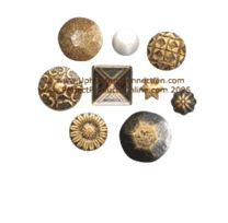 perfectproductsonline.com    Decorative Nails - Finishing Upholstery Nails Tacks Clavos Buttons - Upholstery Supplies