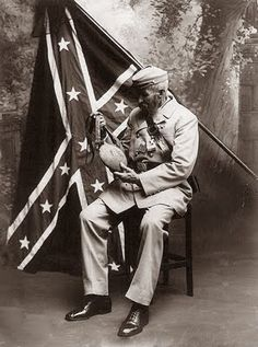 Confederate Soldier, 1913.
