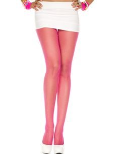 Pink Silver Adult Fishnet - Give them something to look at when you wear this pair of Pink Silver Adult Fishnet stockings. Perfect for any pink monster or pretty punk princess co Fishnet Stockings, Fishnet Tights, Princess Bubblegum Cosplay, Pretty Punk, Punk Princess, Pink Glitter, Spandex, Costumes, How To Wear
