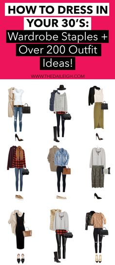 Wardrobe Staples and Outfit Ideas for Women In Their - Fashion Moda 2019 Paris Outfits, Winter Fashion Outfits, Casual Summer Outfits, Fashion Spring, Dress Casual, Casual Shoes, Spring Outfits Women Over 30, Autumn Fashion Over 40, Pool Outfits