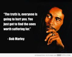 "Here is a list of Top 100 Bob Marley Quotes & Sayings. Bob Marley Quotes & Sayings ""A hungry mob is an angry mob. Famous Quotes About Life, Quotes By Famous People, Inspiring Quotes About Life, Quotes To Live By, Inspirational Quotes, Motivational Quotes, Quotes About Love Hurting, Quotes About Men, Inspire Quotes"