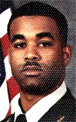 Army SGT Taft V. Williams, 29, of New Orleans, Louisiana. Died August 12, 2003, serving during Operation Iraqi Freedom. Assigned to 3rd Armored Cavalry Regiment, Fort Carson, Colorado. Died of injuries sustained when an improvised explosive device detonated near his vehicle during combat operations near Ramadi, Anbar Province, Iraq.