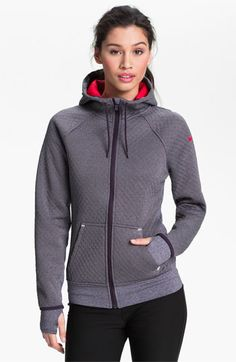 Nike 'All Time Sphere' Full Zip Hoodie available at Nordstrom- WANT!! Maybe ordering it on Wed!