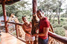 Afternoon Tea at Giraffe Manor, Nairobi, Kenya