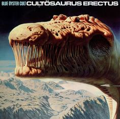 Blue Oyster Cult - Cultosaurus Erectus, 1980