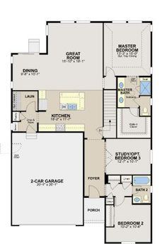 ryland homes floor plans colorado - Ryland Homes Colorado Floor Plans