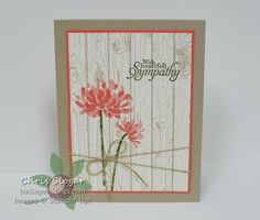 Weekly Deals and a Sympathy Card