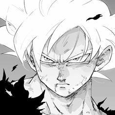 Gokū migatte no gokui full power  #tumblr #fanart #kakarot