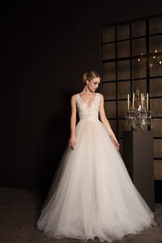 Anna-Georgina-2016-Collection-ballgown-wedding-dress