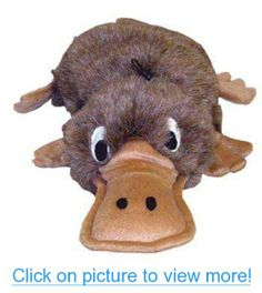 Best selling of Kyjen Egg Babies Platypus Plush Dog Toys Squeak Toy Dog Puzzle, Large, Brown Baby Puppies, Baby Dogs, Dogs And Puppies, 15 Dogs, Doggies, Baby Platypus, Dog Toys Amazon, Dog Puzzles, Plushies