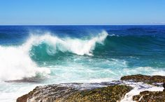 pictures of waves in the ocean - Bing Images