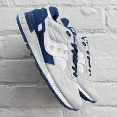 Saucony Shadow 5000 Premium Grey   Blue Men s Sneakers d77f7a1c308