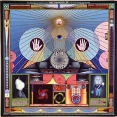 paul laffoley at The Alternative Guide to the Universe, Hayward Gallery, London June August 2013 Art Visionnaire, Hayward Gallery, The Doors Of Perception, Psy Art, Occult Art, Art Brut, Art Graphique, Visionary Art, Outsider Art