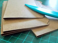 La Stanza Creativa di Lisa: Mini album file folder passo passo