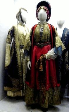 Folk greek Costumes, Benaki Museum, - Google Search