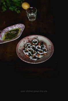 Seafood Salad | Une Vitrine Pour Ma Vie
